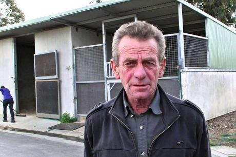 Trainer Gerald Ryan is forbidden by Queensland racing authorities from hiring male staff aged under 21.