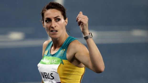 Canberra hurdler Lauren Wells has given Nitro Athletics the thumbs up.