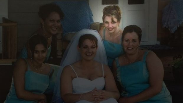 Cindy Low, top right, was one of four people killed in a tragic accident at Dreamworld.