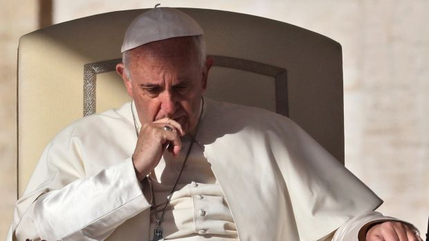 The reform group believes Pope Francis would welcome an Australian delegation.