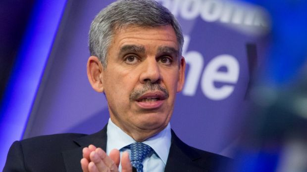 """The number I look at every morning is what the dollar is doing,"" El-Erian said Friday in an interview"