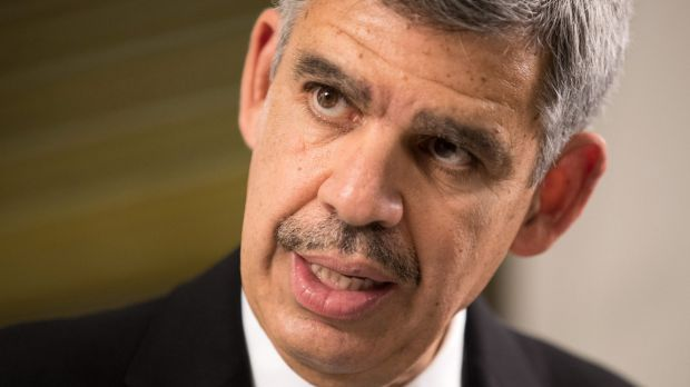 """Mohamed El-Erian, Allianz's chief economic advisor, says markets are in the grip of a """"romance of reflation"""""""