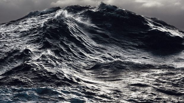 Southern Ocean wave.