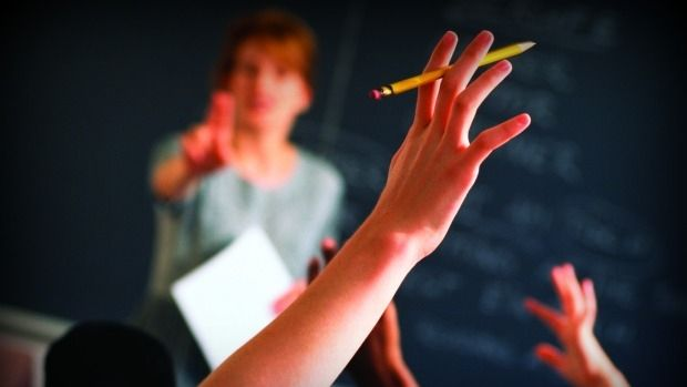 The government says it will be compulsory for universities to base entry into teaching courses on both academic ...