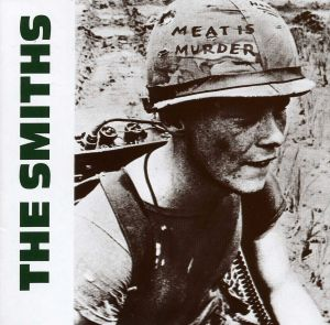 The Smiths 1985 album, Meat Is Murder.