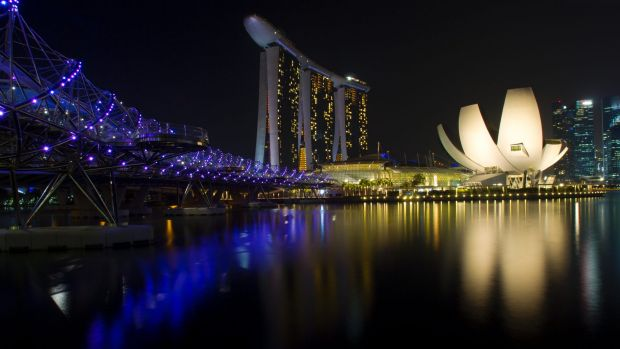 """""""Other countries are not under the workforce pressures that Singapore is under,"""" says Jonathan Galligan, an economist ..."""