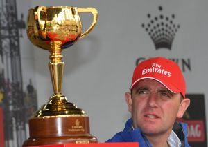 Trainer Charlie Appleby has his eyes on the Melbourne Cup.