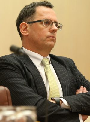 Former solicitor-general Justin Gleeson SC.