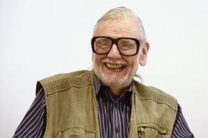 Night Of The Living Dead zombie master George Romero has died, aged 77.