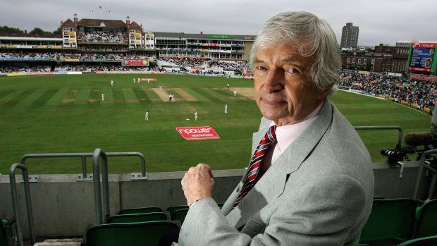 Former Australia captain and cricket commentator Richie Benaud  died in 2015, aged 84.
