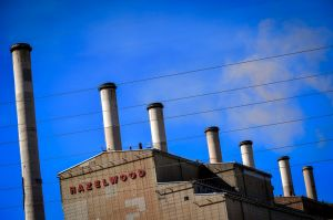 Victoria's Hazelwood power station's closure left a hole in NSW energy security.