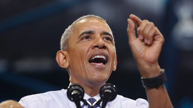 President Barack Obama is going to attempt to push the deal through in the so-called lame duck weeks.