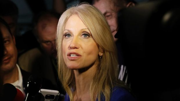 Kellyanne Conway has defended the White House's use of 'alternative facts'.