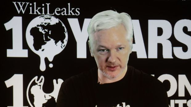 WikiLeaks founder Julian Assange looks likely to remain at the Ecuadorean embassy