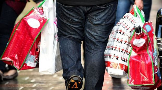 The biggest spenders this festive season will be in NSW, where shoppers will part with $2.9 billion.