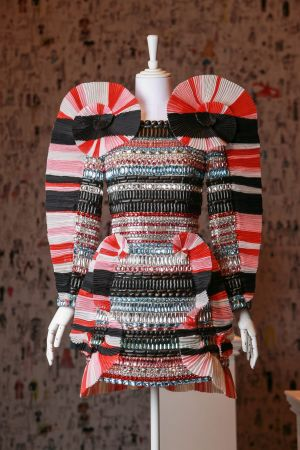 A garment from the Shalom collection.