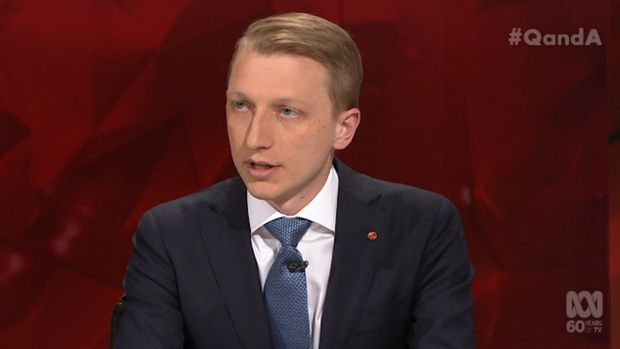 """""""The detention centres on Manus Island and Nauru are open centres where people can come and go"""": Liberal senator James ..."""