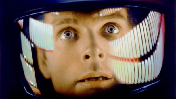 The seminal 2001: A Space Odyssey will screen at QPAC on Wednesday to kick off the World Science Festival.