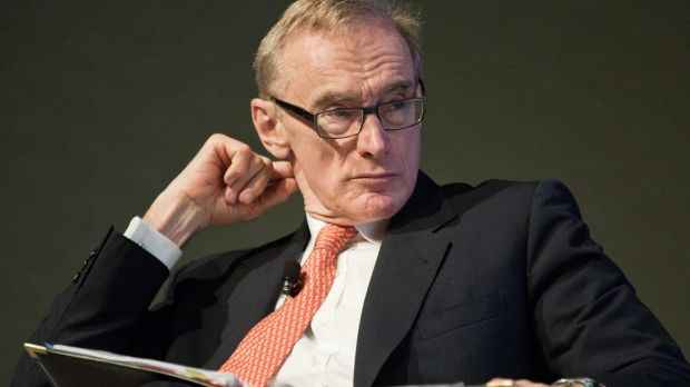 Parachuted in: Former NSW premier Bob Carr.
