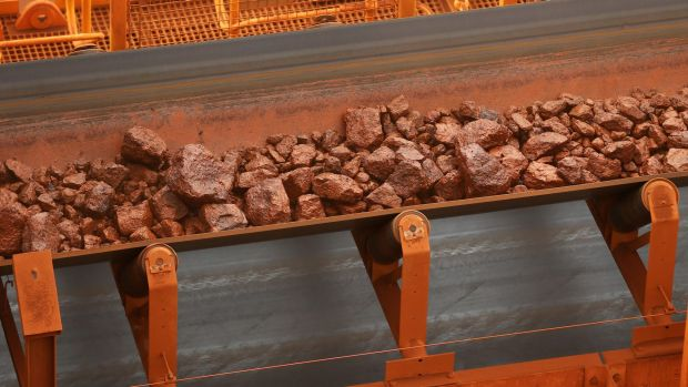 The price of Iron ore has soared to almost US$75 a tonne which is almost double where it was at the start of the year.