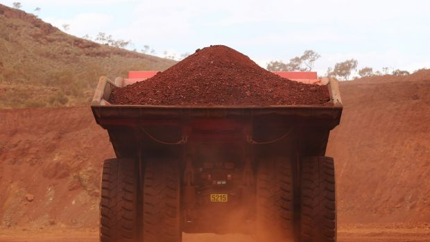Iron ore has had a volatile 18 months.