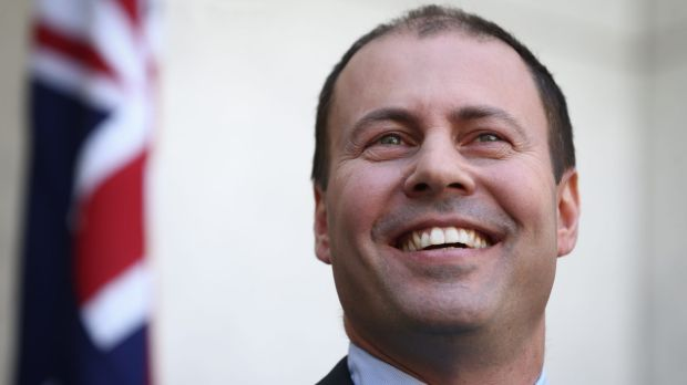 Minister for the Environment and Energy Josh Frydenberg put consideration of an emissions intensity scheme on the table ...
