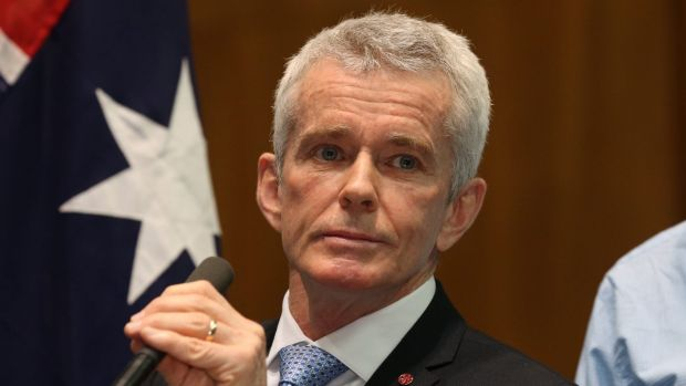 """""""I've taken all steps that I reasonably believe necessary"""": Malcolm Roberts."""