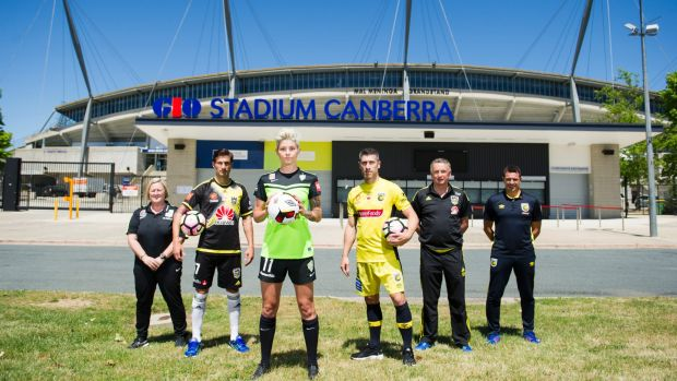 The Mariners wanted to play at Manuka Oval and wear Canberra United green for games in the capital.