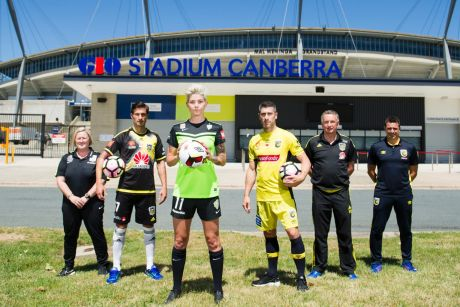 There will be no A-League games at Canberra Stadium next season.