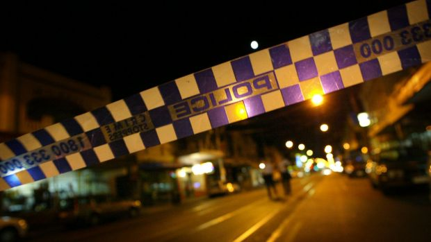 Police search for suspects after man fatally shot at Melbourne home