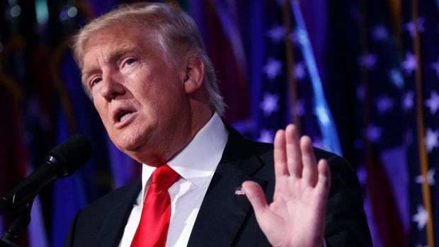 US President-elect Donald Trump has promised to 'drain the swamp' - promising to ban his administration's officials from ...