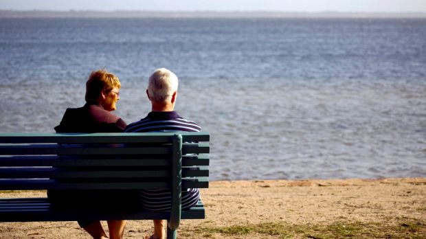 A record 15.8 per cent of the population was aged 65 and over in 2016.