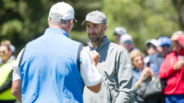 Every, driving yips cured, leads Stenson by one in Greensboro