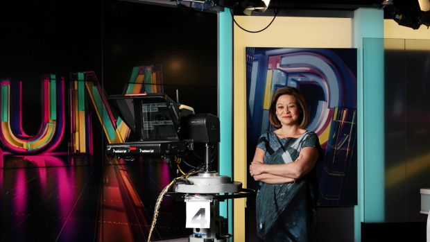 ABC managing director Michelle Guthrie will reshape the organisation.