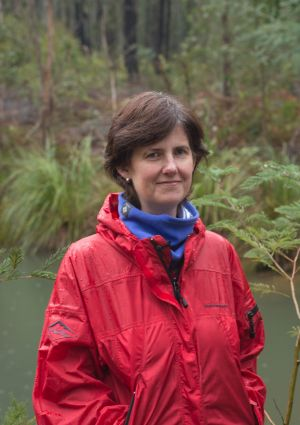 Jane Melville's research found all is not what it seems for frogs after bushfires.