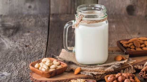 Which milk? A nuts question.