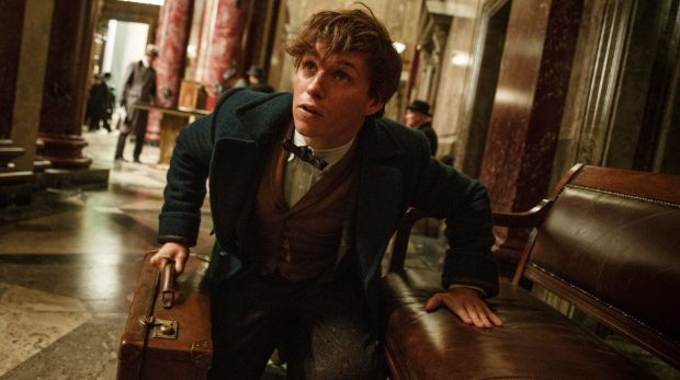 Hurray for JK Rowling's 'Fantastic Beasts and Where to Find Them'.