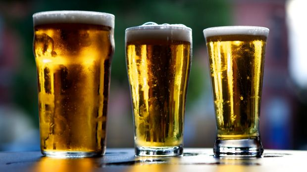 Professor Hall is calling on a national alcohol tax that targets heavy drinkers.
