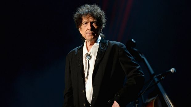 Bob Dylan doesn't have time for your boring ol' Nobel prize ceremony.