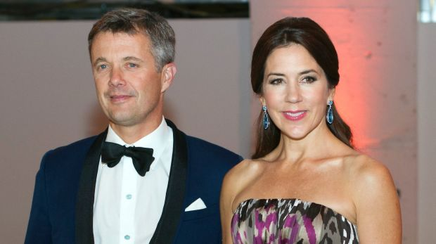Denmark's Crown Prince Frederik turned away from Australian bar