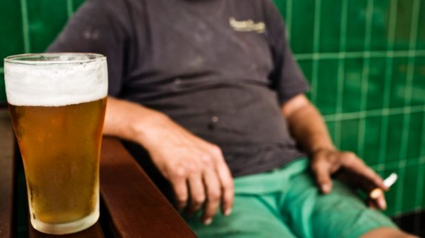 The study accused alcohol industry groups of selective omission of information.