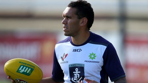 Harley Bennell played for Peel Thunder on the weekend.