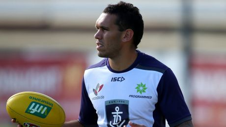 Harley Bennell is yet to play a match with the Dockers.