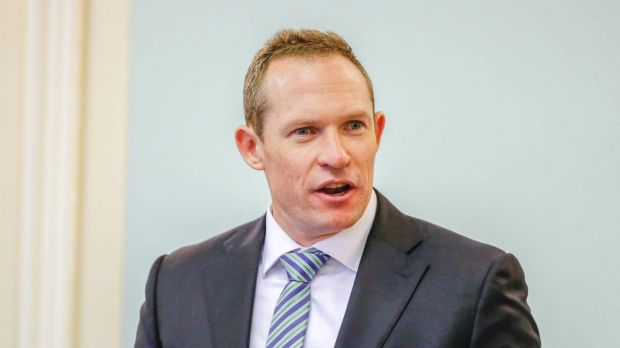 Housing Minister Mick de Brenni said retirees would be better off under the government's proposed laws.
