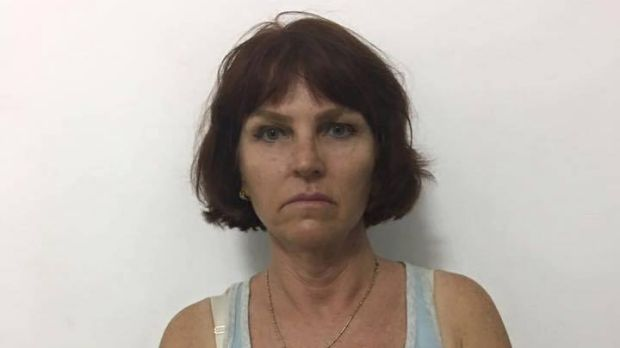 Tammy Davis-Charles is in a Phnom Penh jail awaiting trial.