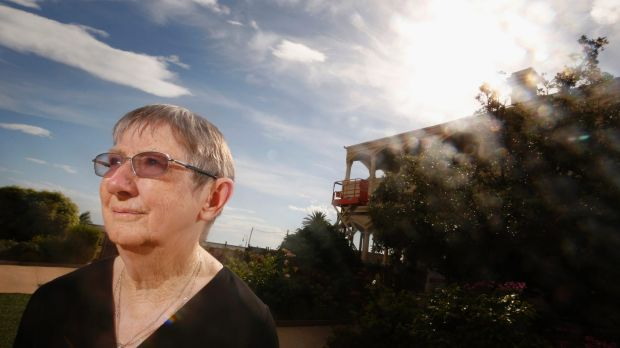 Stressed and isolated: Refugee advocate Sister Brigid Arthur says asylum seekers are under enormous pressure as they ...