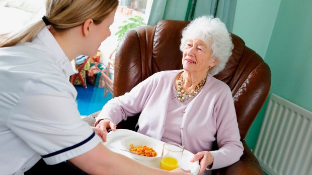 Elderly people are expected to sell their home to fund the Refundable Accommodation Deposit, unless a spouse or ...