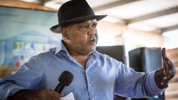 Outrageous slur: Noel Pearson has attacked the ABC as a racist organisation.