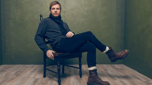 Actor Ewan McGregor, who will reprise his role as Renton in the <i>Trainspotting</i> sequel.