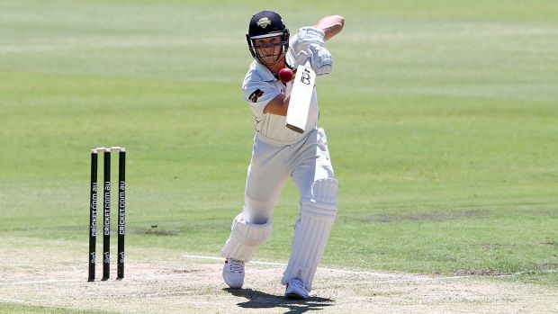 Hilton Cartwright thought his girlfriend might be calling him... but it was the national selectors.